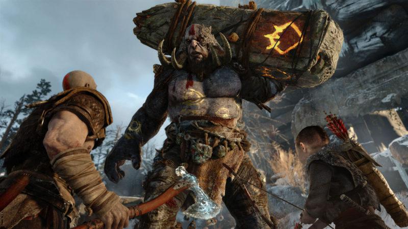 God of War vänder blicken norrut i det nya spelet, som bygger på nordisk mytologi.