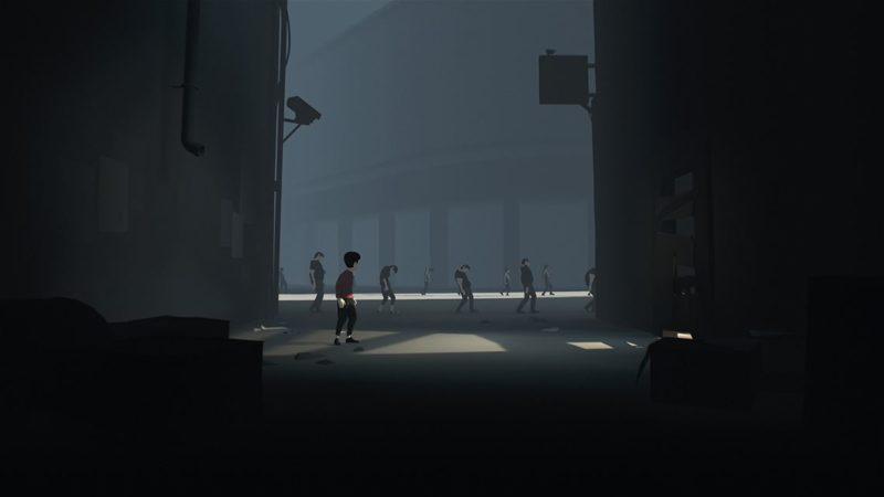 Inside är utvecklat av samma studio som för några år sedan gjorde Limbo. Det kanske syns?