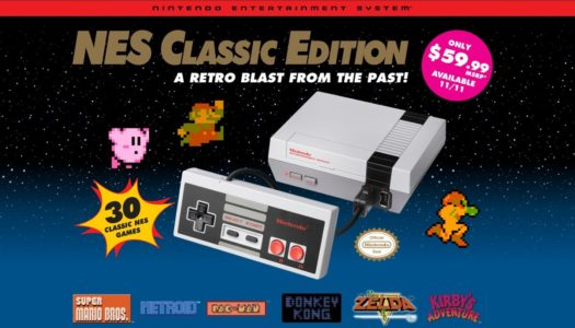 NES: Classic Edition – 8-bitsnostalgi i miniformat!