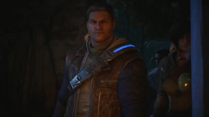 J.D. Fenix, Gears of War 4:s huvudkaraktär.