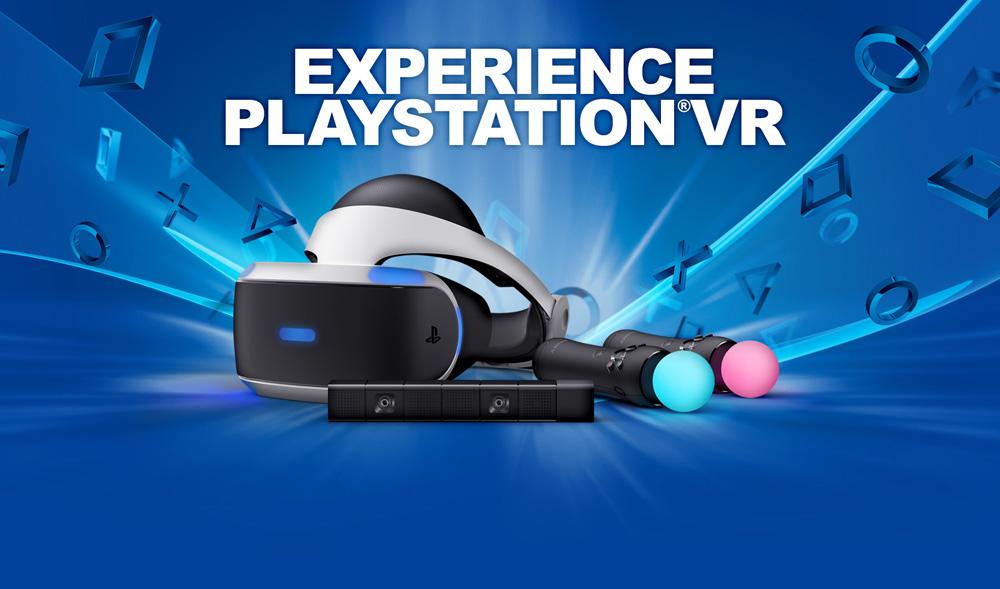 Varken kameran (som krävs) eller Playstation Move-kontroller (som rekommenderas) ingår i PS VR-paketet