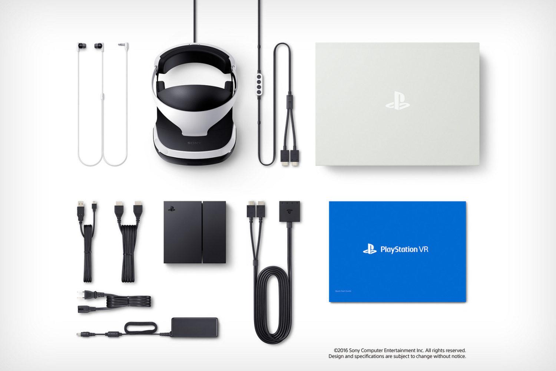 Förbered dig på att bunta ihop kablar - PS VR kan lätt bidra till ormboet annars.