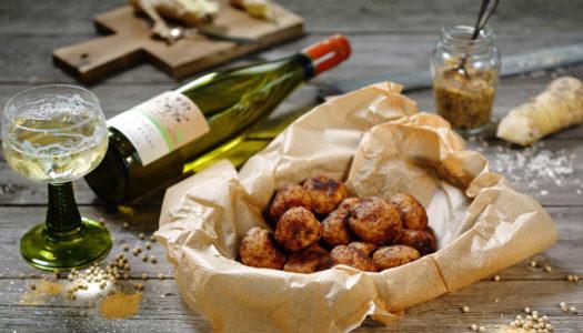 Recept: Julmiddag med smak av Alsace – del 1