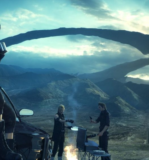 Final Fantasy XV recension