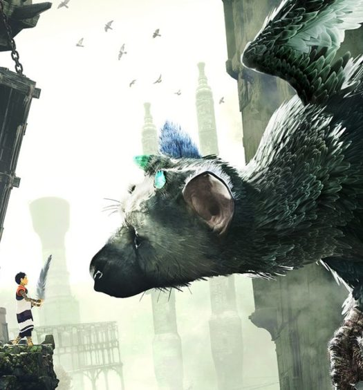 the last guardian recension PS4