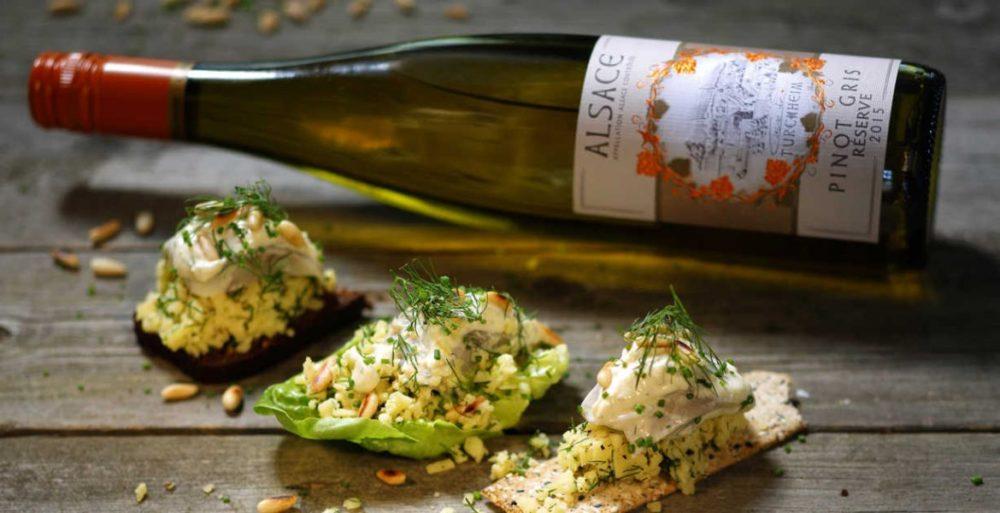 Silltugg med smak av Alsace