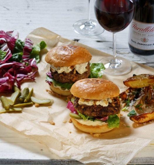 Le Burger av Fredrik Sidoli