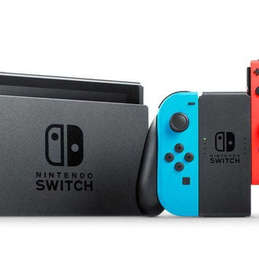 Nintendo Switch recension