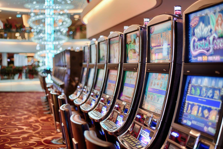 slots casino konami