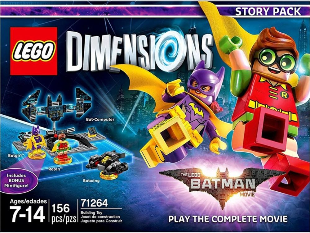 lego batman movie story pack