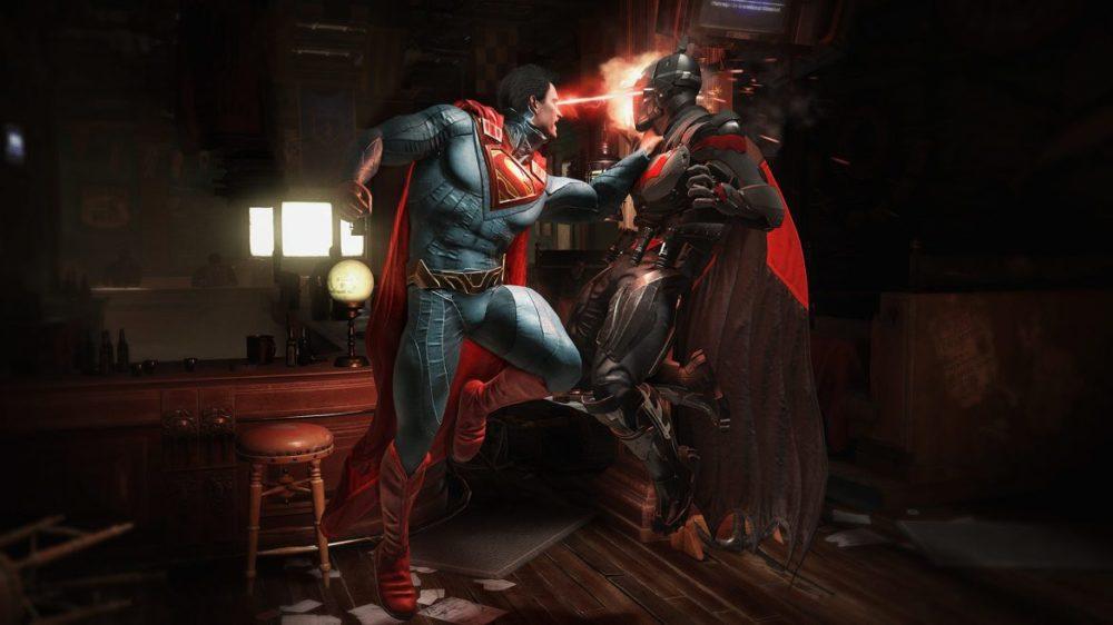 injustice 2 super man