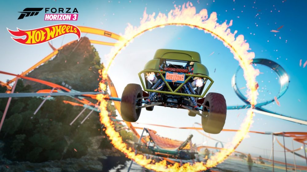 hot wheels forza horizon 3