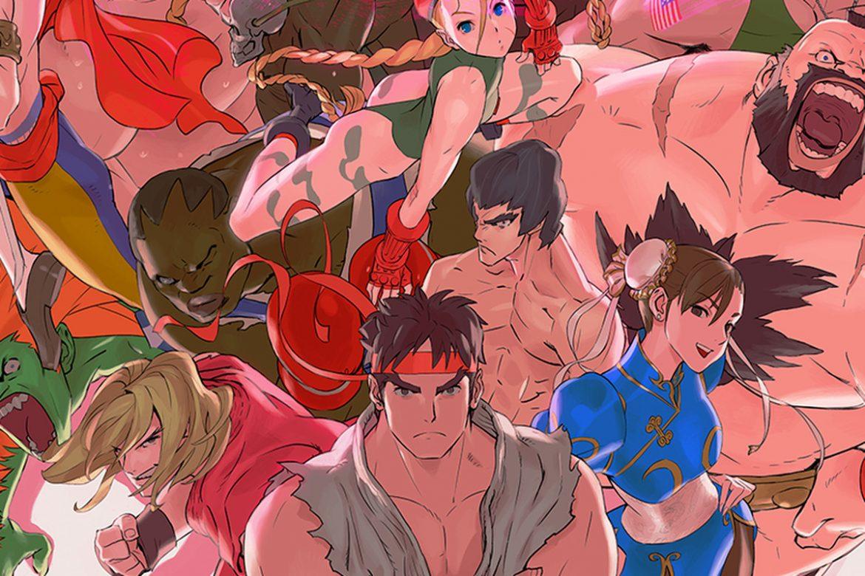 Ultra Street Fighter II recension
