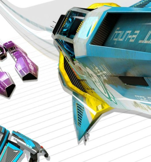 wipeout omega collection recension