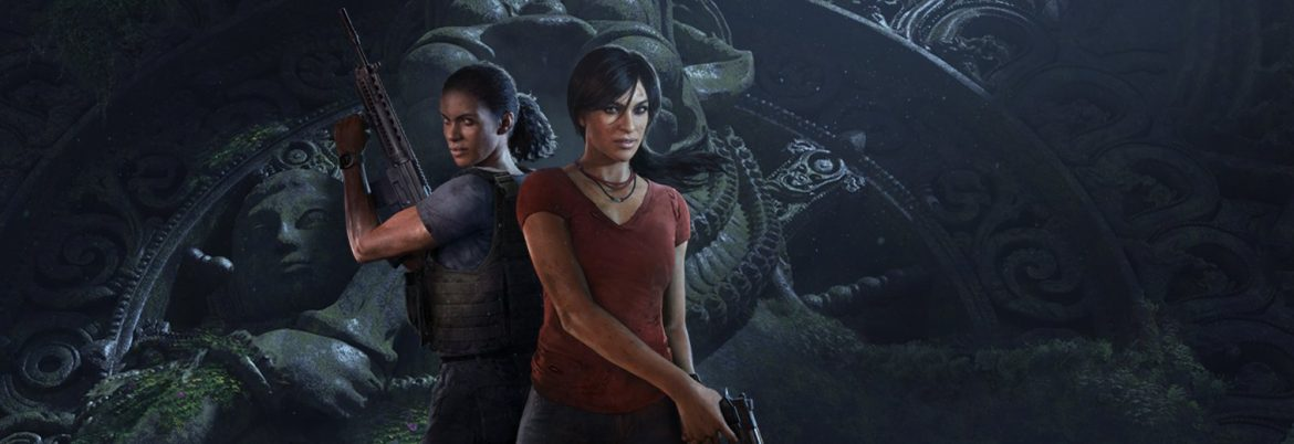uncharted lost legacy recension