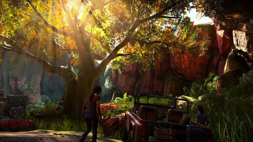 uncharted lost legacy