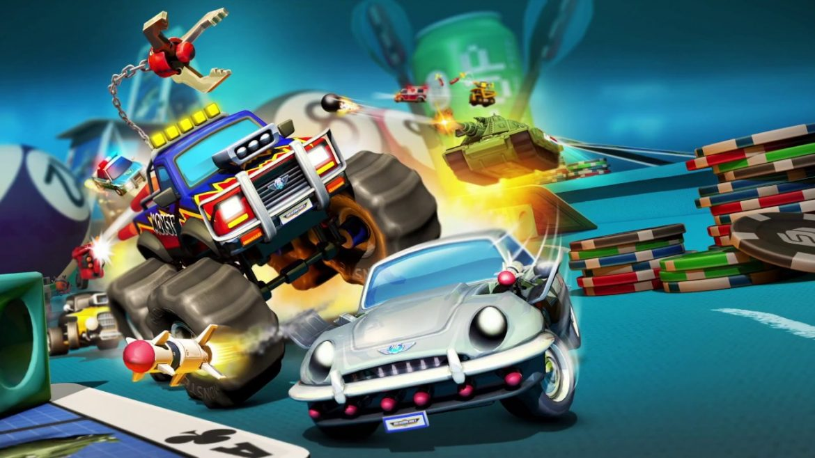 micro machines world series recension