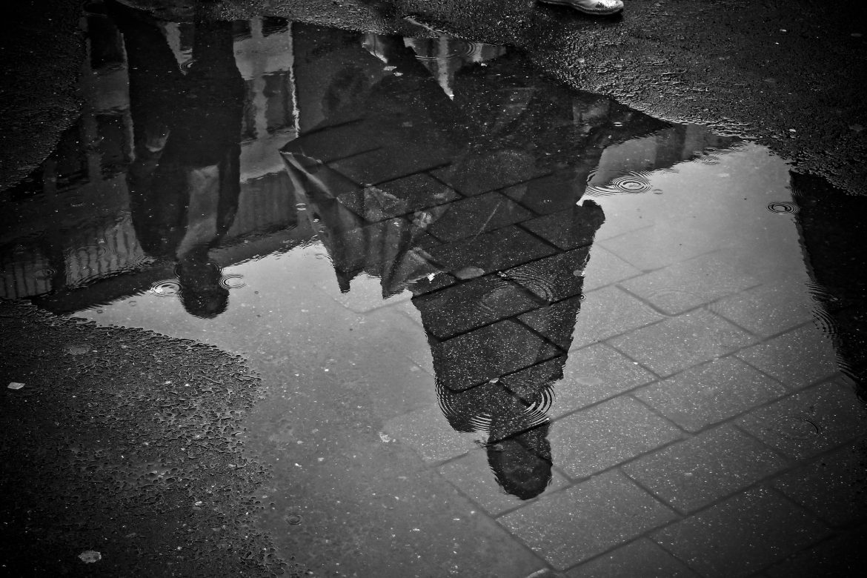 höst regn