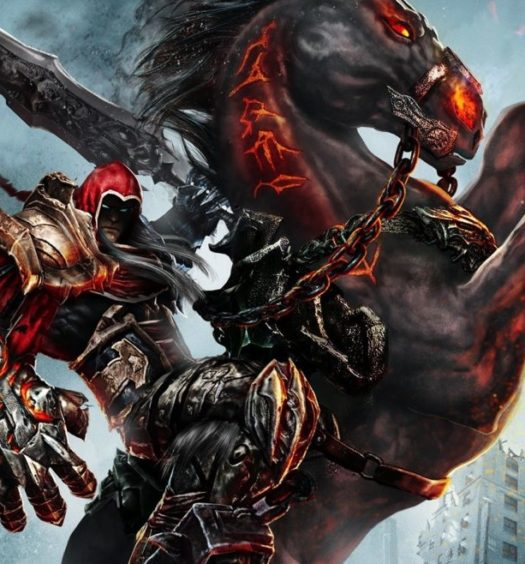 darksiders warmastered