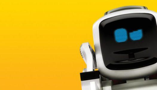 Test: Ankis Cozmo gläntar på dörren till framtidens AI