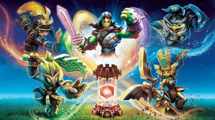 skylanders imaginators recension