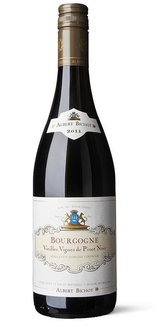 Albert Bichot Bourgogne Vieilles Vignes Pinot Noir 2014