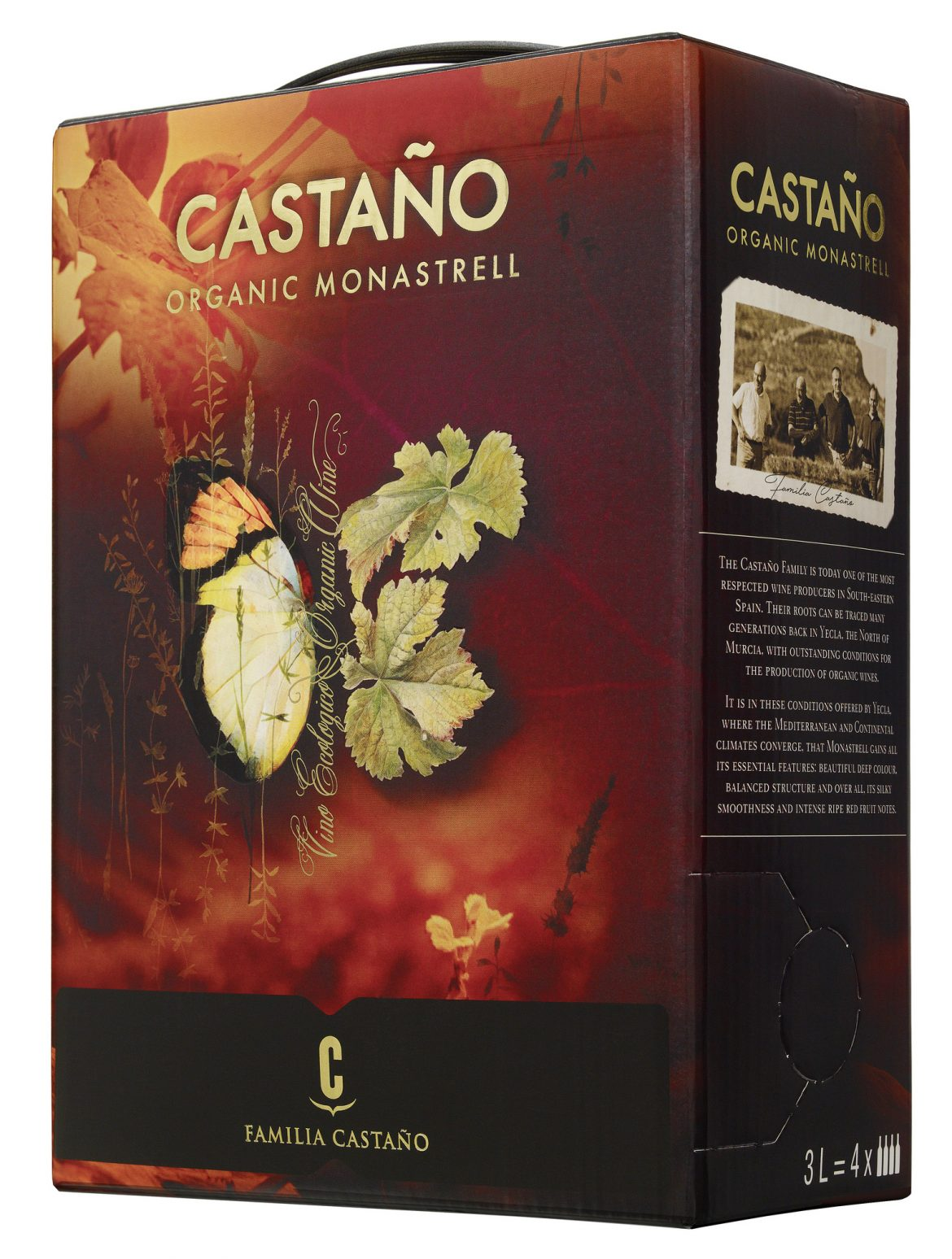 castano organic monastrell