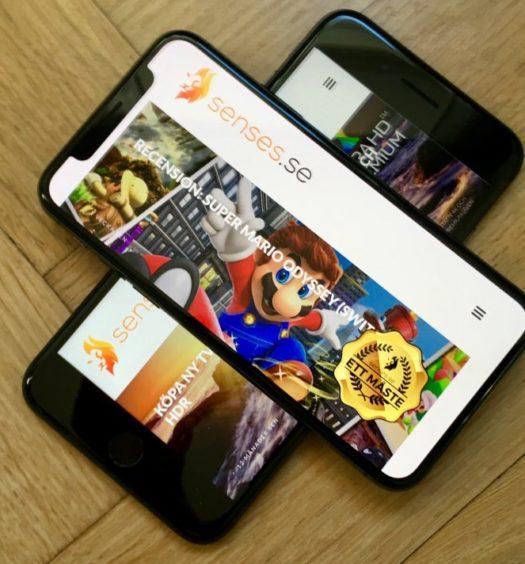 iPhone 8 iPhone X recension