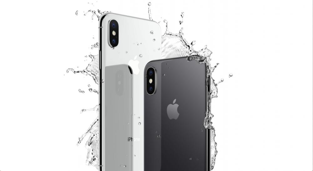 iPhone x vattentät
