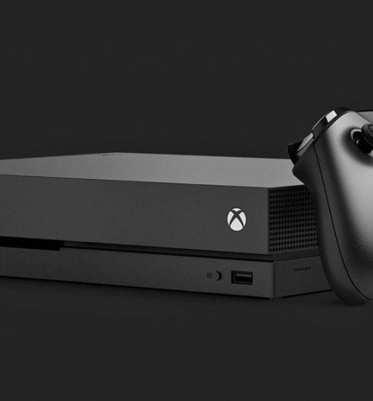 Xbox One X recension