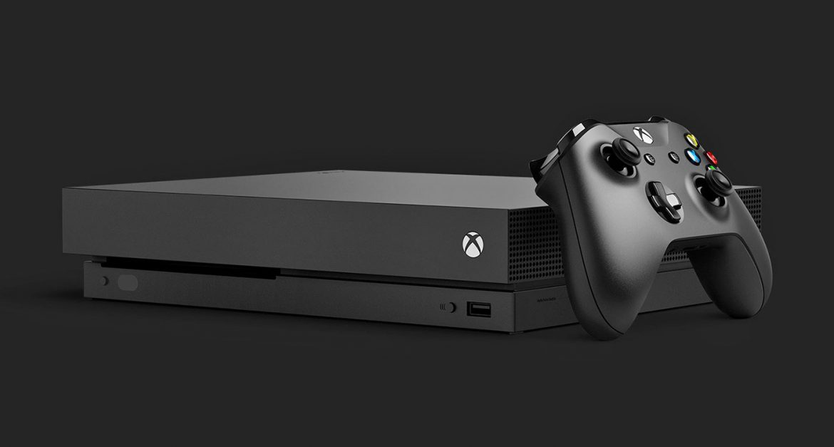 Xbox One X recension