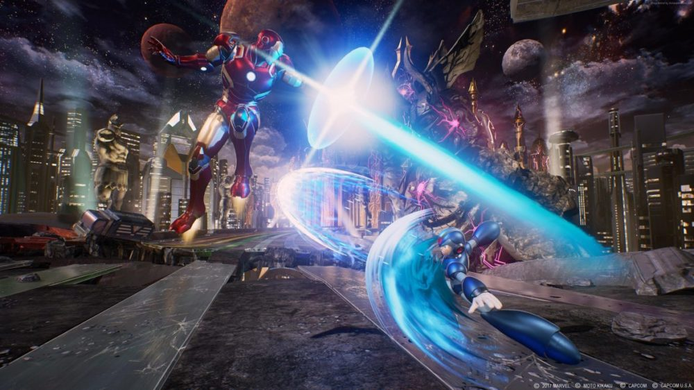Marvel vs Capcom: Inifinite