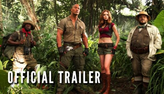 Recension: Jumanji – Welcome to the Jungle