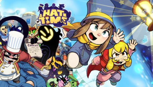 Recension: A Hat in Time