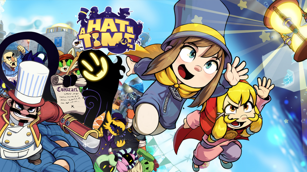 a hat in time recension
