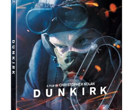 dunkirk steelbook bd