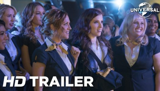 Recension: Pitch Perfect 3