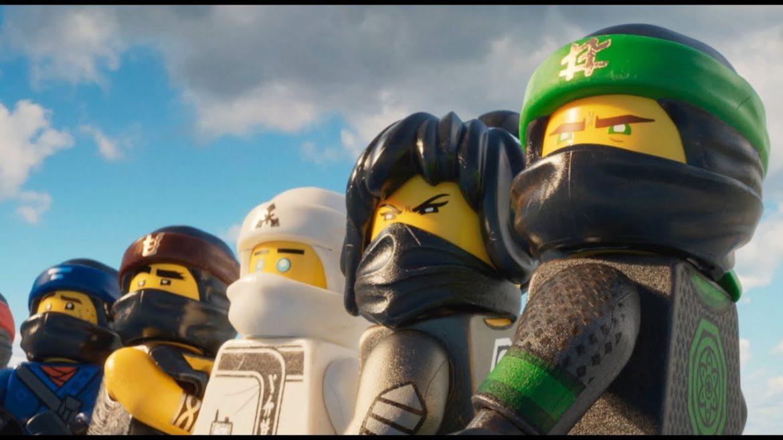 lego ninjago movie tävling