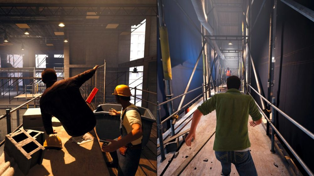 a way out recension