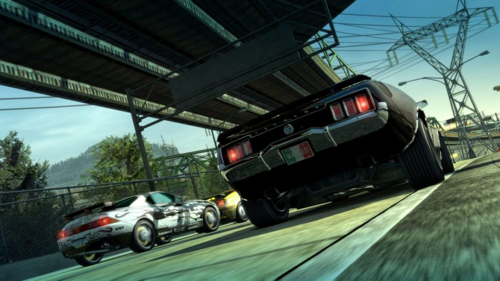 burnout paradise remastered recension