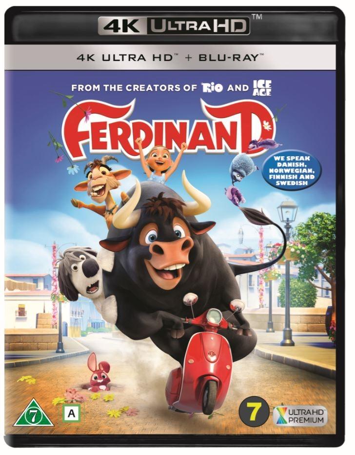 ferdinand 4k