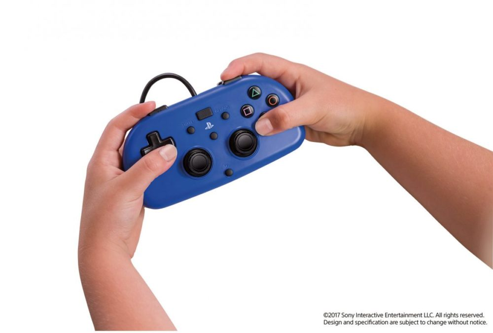 hori wired mini gamepad