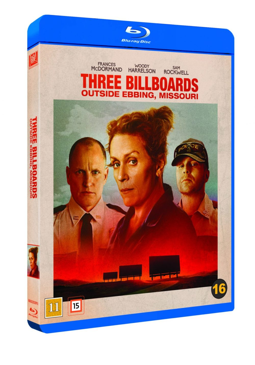 three billboards blu-ray tävling
