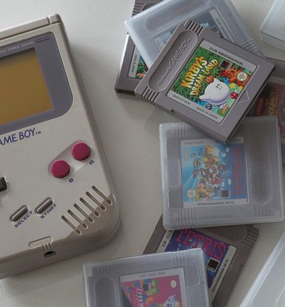 gameboy retro
