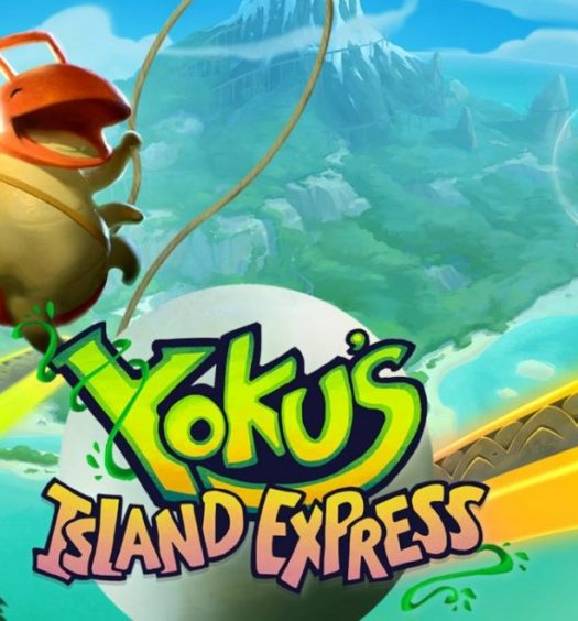 yoku's island express recension