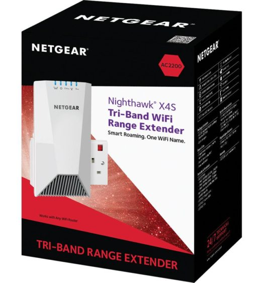 netgear nighthawk x4s recension