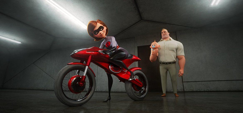 Screenshot from Incredibles 2