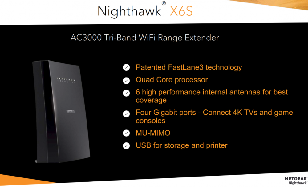 netgear ex8000 x6s recension