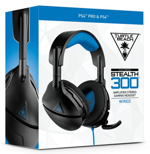 turtle beach stealth 300 ps4