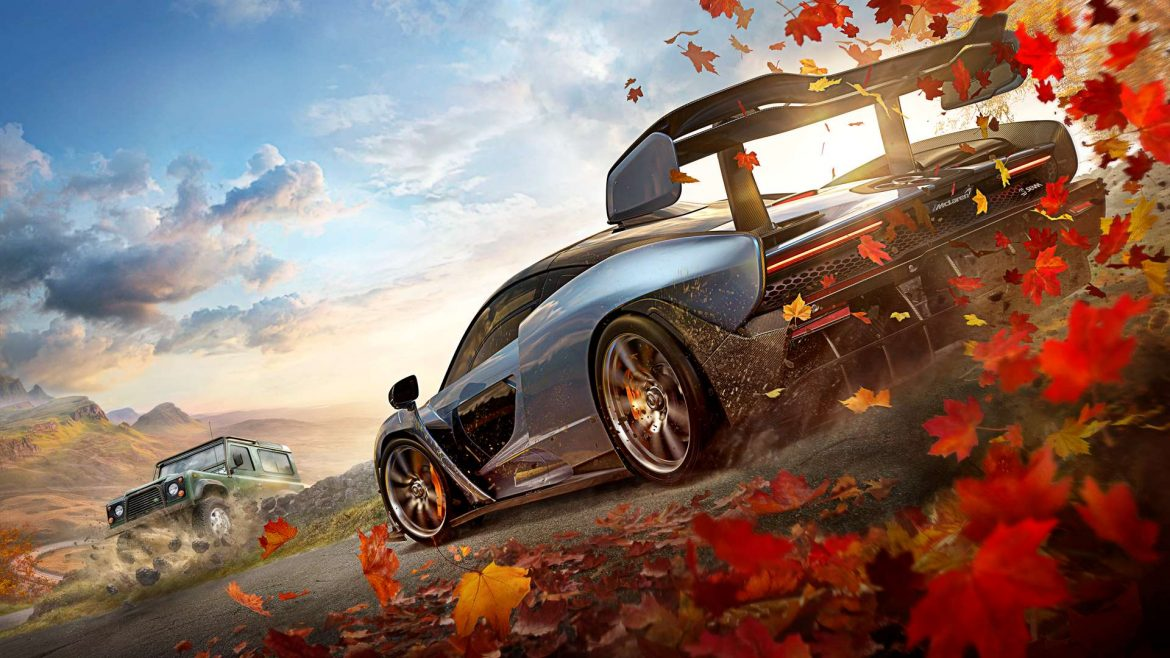 forza horizon 4 recension